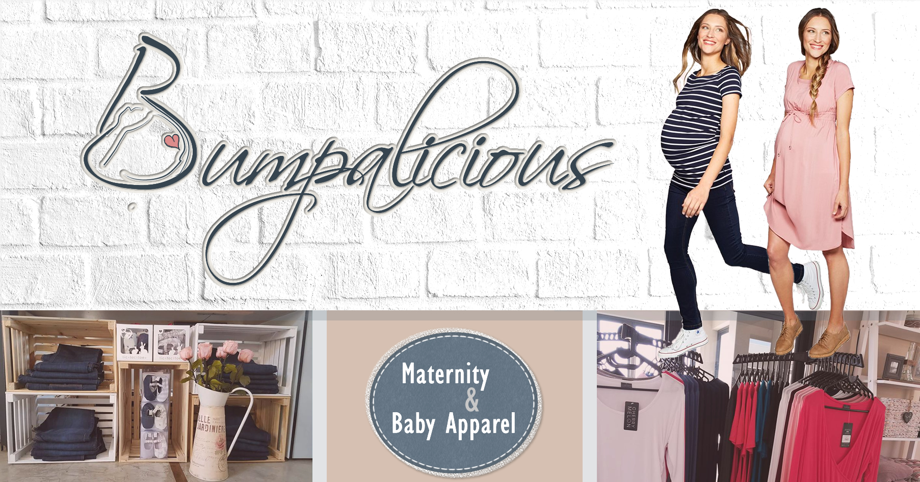 Dress your bump in style!